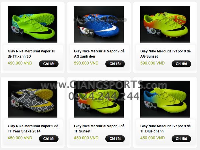 GIANGSPORT - Chuyên áo khoác, áo thể thao Nike, Adidas, áo bóng đá CLB&QG 2015 - 10