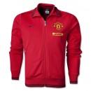 Áo khoác bóng đá CLB Mu - New fashion 2013
