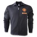 Áo khoác CLB MU Đen DHL - New 2013