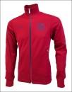 Áo khoác thể thao Barcelona đỏ bordauex 2013-2014