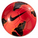Banh bóng đá Nike Pitch Ball Premier League đỏ