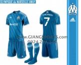 CLB Marseille 2013 2014 (Đặt may)
