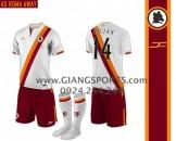CLB AS Roma 2013 2014 (Đặt may)