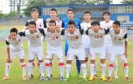 Áo bóng đá U19 Việt nam trắng