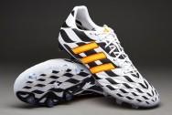 Giày sân cỏ tự nhiên Adidas 11pro TRX FG trắng đen