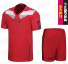 Áo thi đấu không logo Adidas F50 new design đỏ