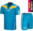 Áo thi đấu không logo Adidas F50 new design xanh dương