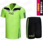 Áo thi đấu không logo Adidas F50 new design xanh chuối
