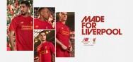 Áo bóng đá Liverpool đỏ 2016 2017 sân nhà
