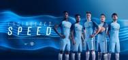 Áo bóng đá Manchester City 2016 2017 sân nhà