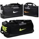 Túi thể thao Nike MaxAir Team Bage Medium đen