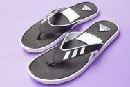 Dép kẹp Adidas Adizero 3 sọc trắng hàng VNXK