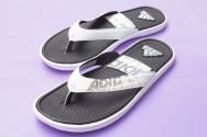 Dép kẹp Adidas SuperCloud 3D trắng hàng VNXK