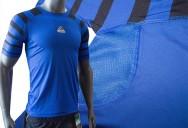 Áo training David Beckham xanh bích new 2016 2017