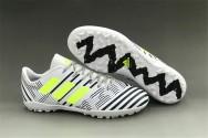 Giày sân cỏ nhân tạo Adidas Messi Nemeziz 17.1 TF trắng