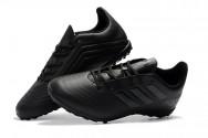 Giày sân cỏ nhân tạo Adidas Predator Tango 18.4 TF đen