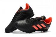 Giày sân cỏ nhân tạo Adidas Predator Tango 18.4 TF đen cam