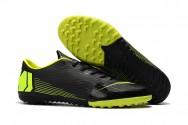 Giày sân cỏ nhân tạo Nike Mercurical Vapor XII TF đen xanh