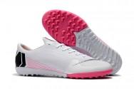 Giày sân cỏ nhân tạo Nike Mercurical Vapor XII TF trắng hồng