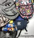 Balo Adidas họa tiết
