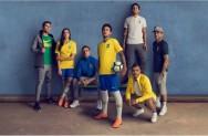 Đồng phục tuyển Brazil vàng Wolrd Cup 2018 - MADE IN THAILAND