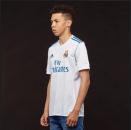 CLB Real Madrid sân nhà 2017 2018 (Made in Thailand)