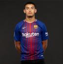 CLB Barcelona sân nhà 2017 2018 (Đặt may)