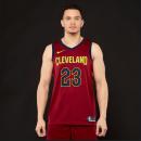 Áo thi đấu NBA - Cleveland Cavaliers (Đặt may)