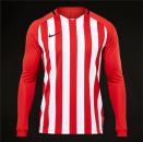 Áo thi đấu ko logo Nike Striped tay dài các màu (Đặt may)
