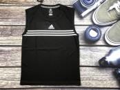 Áo ba lỗ Adidas 3 sọc ngang các màu