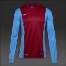 Áo thi đấu ko logo Nike Park Derby tay dài các màu (Đặt may)