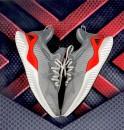 Giày thể thao Adidas Alphabounce Beyond đỏ xám