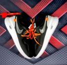 Giày thể thao Nike Rosho đen