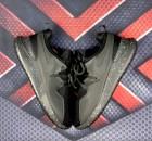 Giày thể thao Nike Rosho đen nhũ