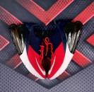 Giày thể thao Nike AirMax 270 đen đỏ