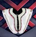 Giày thể thao Nike AirMax 97 trắng
