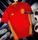Tuyển Tây Ban Nha Euro 2016 sân nhà (Đặt may)
