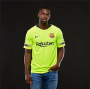 CLB Barcelona Away 2018 2019 (Made in Thailand)