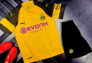 CLB Borussia Dortmund Home 2018 2019 (Made in Thailand)