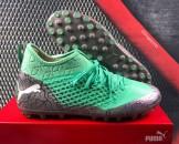 Giày sân lớn MG Puma Future Netfit 2.3 Biscay Green  (Chính hãng)