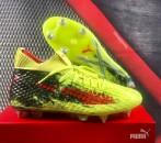 Giày sân lớn SG Puma Future Netfit IT 2.3 Yezzy Yellow (Chính hãng)