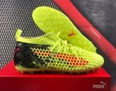 Giày sân lớn MG Puma Future Netfit 2.1 Fizzy Yellow  (Chính hãng)