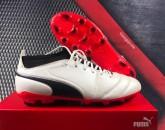 Giày sân lớn HG Puma One 18.1 trắng (Chính hãng)