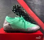 Giày sân lớn MG  Puma Future 2.4 Biscay Green (Chính hãng)