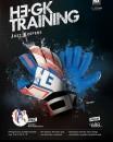 Găng thủ môn chính hãng H3 GK Training 01 - Made in Thailand