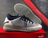 Giày futsal Puma Future 2.4 xám (Chính hãng)