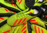 Giày bóng đá phủi Adidas X chuối đế TF