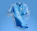 Áo thi đấu không logo Fc Utrecht jersey 2019 - Code 03