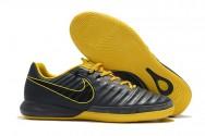 Giày futsal Nike TimpoX Finale xám vàng