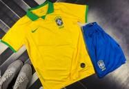 Tuyển Brasil mùa giải mới 2019 (Made in Thailand)